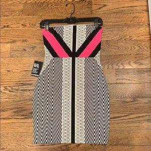Exotic Print Dress